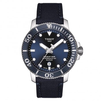 Heren Horloges Tissot sea-star T120.407.17.041.01